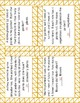 Multiplication Word Problems Task Cards Free