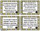 Multiplication Word Problems - Task Cards - Grades 3-5 *Editable*