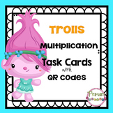 Multiplication Word Problems (Trolls)