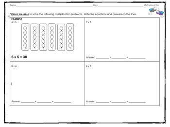 Multiplication Workbook: Strategies, Facts, Word Problems, and Properties