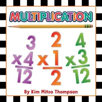Multiplication Workbook with Printables