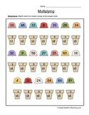 Multiplication Worksheet