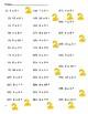 Multiplication Fun Worksheets-12xTables