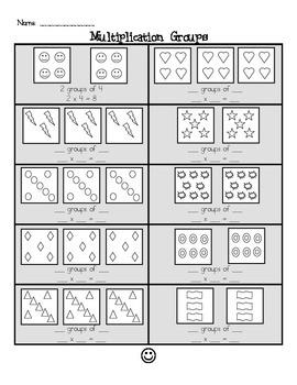 Multiplication Handouts