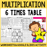 Multiplication Worksheets - Multiplication Facts Practice