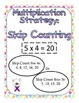 Multiplication Worksheets, Strategy Posters & Spinners