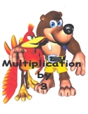 Multiplication X3 With Banjo and Kazooie
