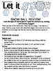"Multiplication and Addition Equality Equations ""Snowball Toss"""