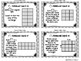 Multiplication and Area Task Cards