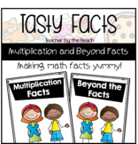 Tasty Math Facts - Multiplication and Beyond!