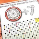 Multiplication and Division Bundle: Multiplication Facts & Division Facts Square