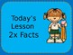 Multiplication and Division (2x) Explicit Teaching Guide