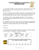 Multiplication and Division Free Activity