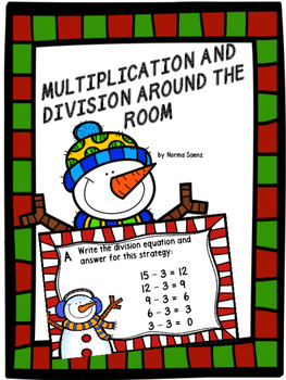 Multiplication and Division Around the Room