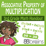 Multiplication and Division: Associative Property of Multi