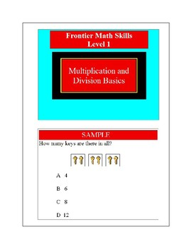 Multiplication and Division Basics