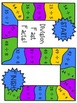 Multiplication and Division Board Games