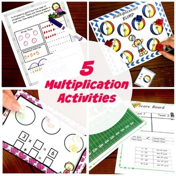Multiplication and Division Bundle