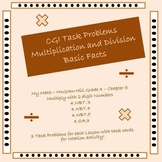 Multiplication and Division CGI Task Problems
