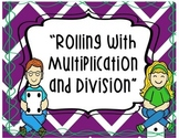 Multiplication and Division Game