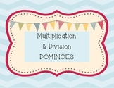Multiplication and Division Dominoes