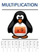 Multiplication and Division Exit Tickets BUNDLE