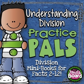 Multiplication and Division Bundle - Practicing Strategies and Building Fluency