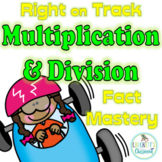 Multiplication and Division Facts Tests for Mastery