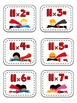 Multiplication and Division Flash Cards BUNDLE 1-12 Superh