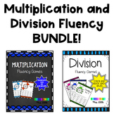 Multiplication and Division Fluency Bundle