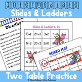 Multiplication and Division Game: 2 Table