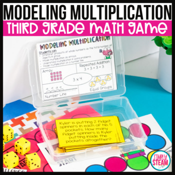 Envisions Math 2.0 Topic 1 Understanding Multiplication Third Grade