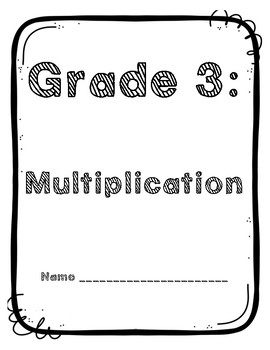 Multiplication and Division Grade 3