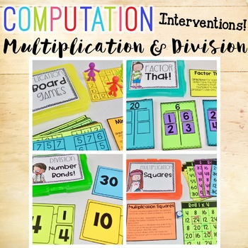 Number Bonds Multiplication Division Teaching Resources | Teachers ...