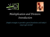 Multiplication and Division Introduction PowerPoint