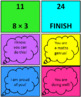 Multiplication and Division I have...who has? Fun Game