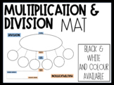 Multiplication and Division Mat