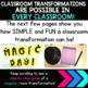 Multiplication and Division Missing Factors - Magician Classroom Transformation