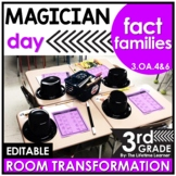 Multiplication and Division Missing Factors   Magician Classroom Transformation