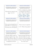 "Multiplication and Division ""Mission Impossible"" Task Cards"