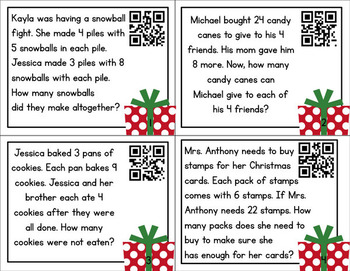 Multiplication and Division Multi-Step Word Problems 3.4K