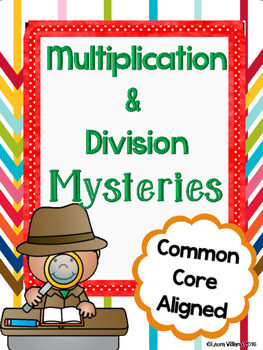 Multiplication and Division Mysteries