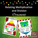 Multiplication and Division Ornaments