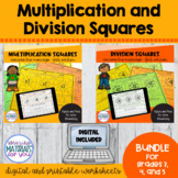 Multiplication and Division Practice   Fall