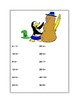 Multiplication and Division Practice Tables 1-10  Penguin Theme