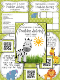 Multiplication and Division Problem Solving Board Game