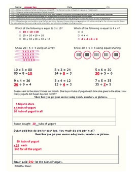 Multiplication Problem Solving Division Problem Solving  free sample