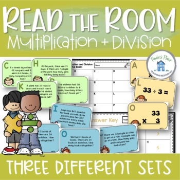 Multiplication and Division - Read the Room