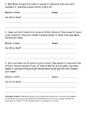Multipication & Division Quiz