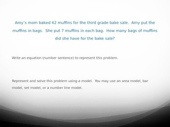 Multiplication and Division Review PowerPoint